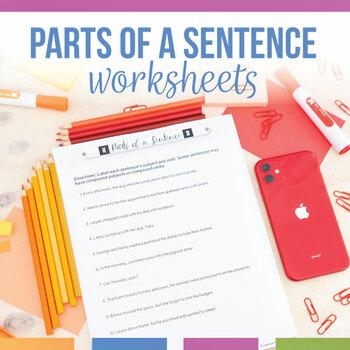 Grammar Review: Parts of a Sentence, Parts of Speech