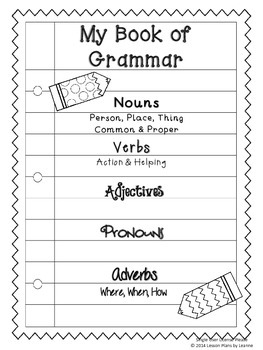 Grammar Review & Practice Book