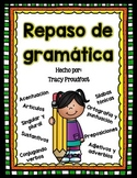 Grammar Review (Spanish)