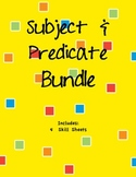 Subject and Predicate-Grammar Review
