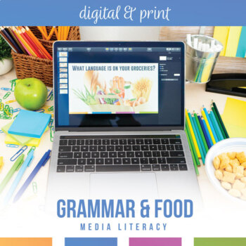 Grammar Review With Food