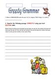 Grammar Revision - General
