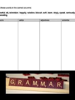 Grammar Revision Pack