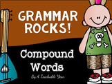 Compound Words- Grammar Pack