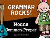 Nouns- Grammar Pack