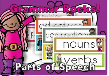 Parts of Speech- Free