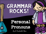 Personal Pronouns- Grammar Pack