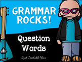 Question Words- Grammar Pack