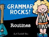 Routines-Grammar Pack