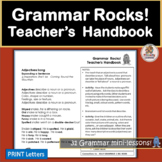 Grammar Practice for First Grade complements Jolly Grammar