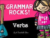 Verbs- Grammar Pack