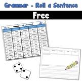 Grammar Roll a Sentence