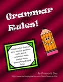Grammar Rules!