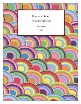 Grammar Rules! Parts of Speech - Nouns and Pronouns