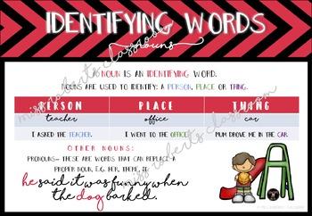 #ausbts17 Grammar Rules Poster Pack