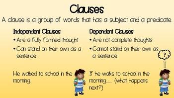 Grammar Rules Posters