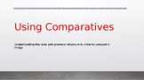 Grammar Rules for Using Comparative Sentences