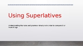 Grammar Rules for Using Superlatives