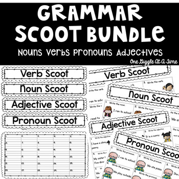 Grammar SCOOT Bundle