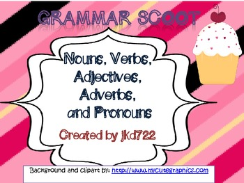 Grammar Scoot