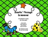 Grammar Scoots (Task Cards)