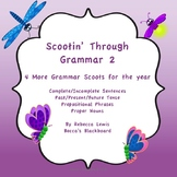 Grammar Scoots 2 (Task Cards)