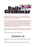 Grammar Sentences 35