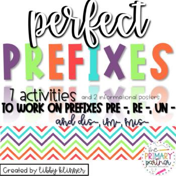 Grammar Series: Perfect Prefixes