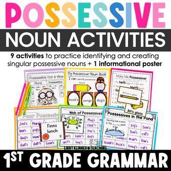Grammar Series: Playful Possessives