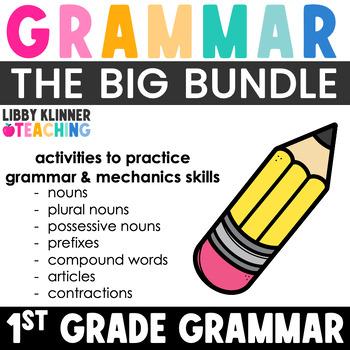 Grammar Series: The GROWING Bundle
