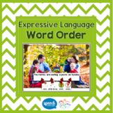 Grammar Series - Word Order