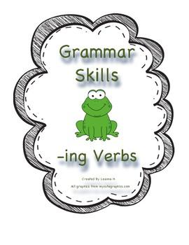 Grammar Skills Mega Bundle Pack