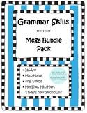 Grammar Skills Mega Bundle Pack #dec2018slpmusthave