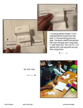 Grammar Skills Activities for 3rd grade Reading Street Unit 1