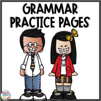 Grammar Skills for the Year