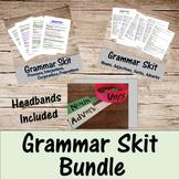 Grammar Skit Bundle -Parts of Speech-