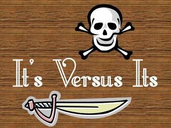 Grammar Song: It's Versus Its (Drunken Sailor Parody)