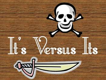 Grammar Song: It's Versus Its (Drunken Sailor Parody)
