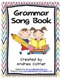 Grammar Songs Book
