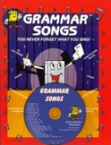 Grammar Songs Complete CD Kit by Kathy Troxel/Audio Memory