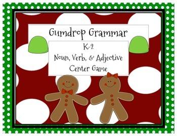 Grammar Sort: Noun, Verb, Adjective