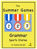 Grammar Review: The Summer Games Sports Stories (Distance