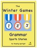 Grammar Sports Stories: The Winter Games