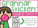 Grammar Stickem'