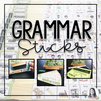 Grammar Sticks