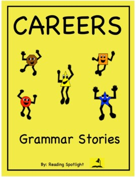 Grammar Review: Stories About Careers