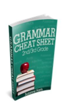 Grammar Study Guide-Nouns, Verbs, Plurals, Possessives, Commas