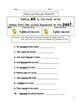 Language Arts Common Core 2nd-3rd grade- Common Core Language Arts