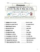 Language Arts Common Core 2nd-3rd grade- Common Core Langu