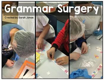 Grammar Surgery / Sentence Surgery